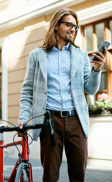 business casual outfit ideas for men